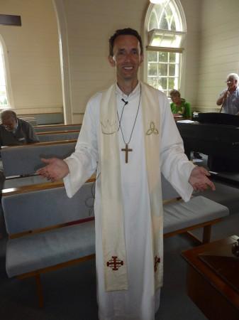 Rev James Douglas