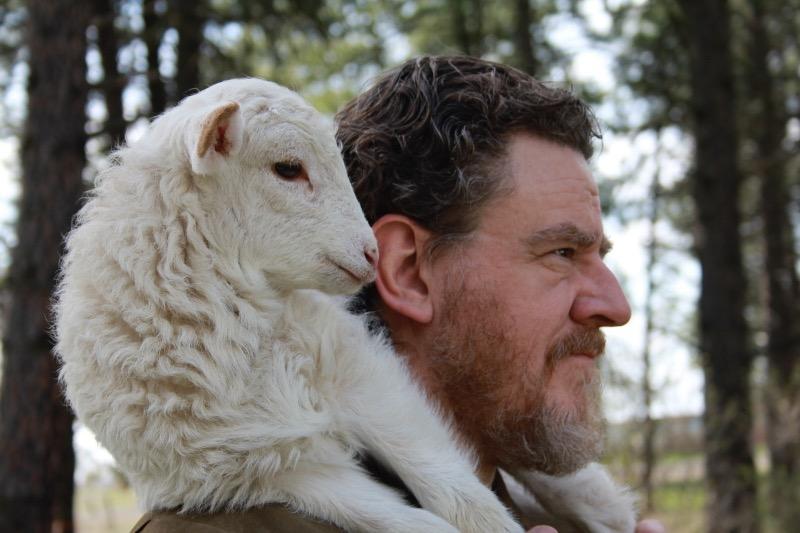 Peter and lamb